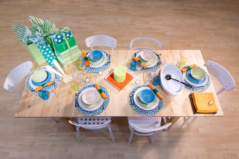 Expert Dinner Party Tips From IKEA