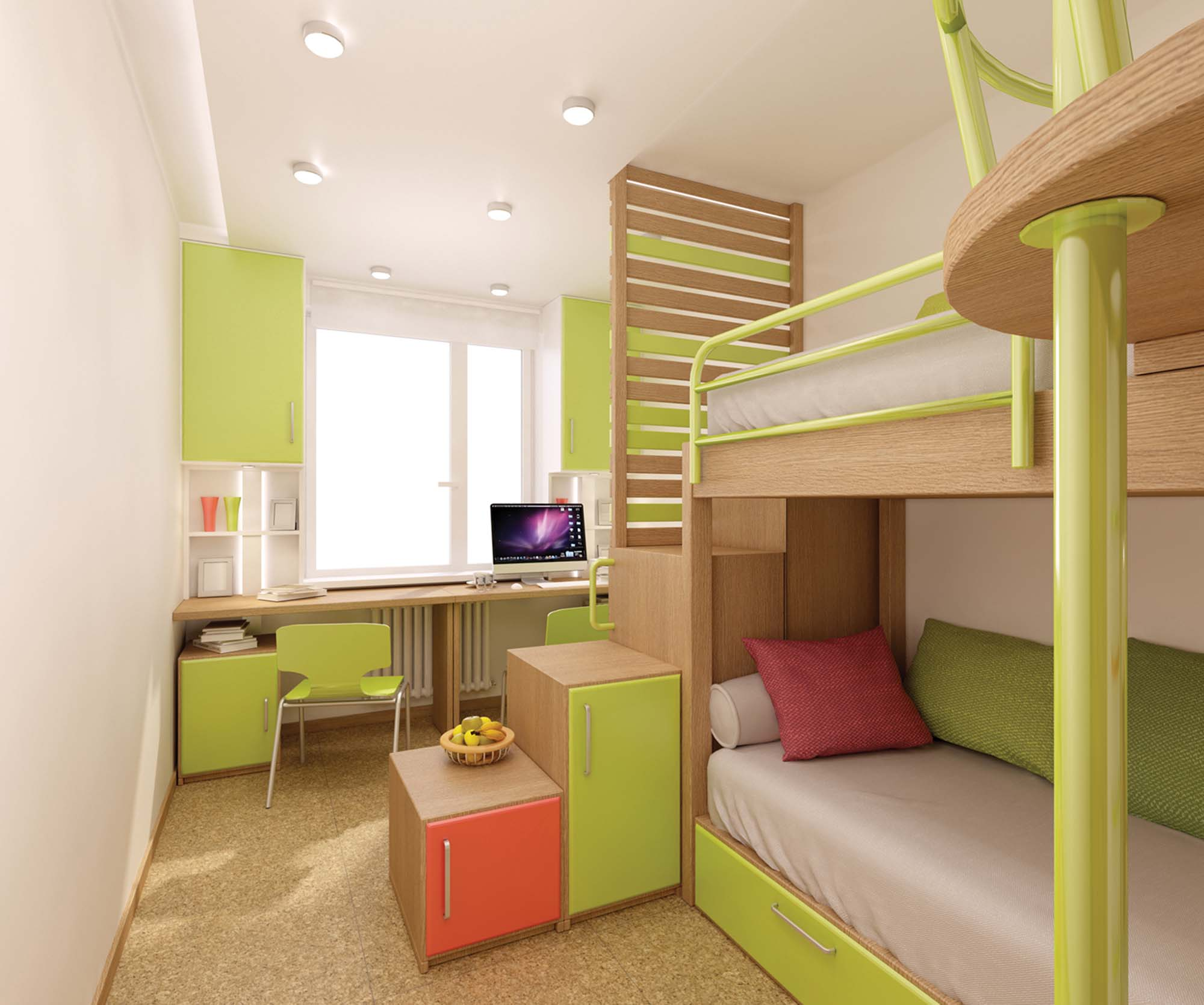 Decorating Tips for Maximizing Dorm Space
