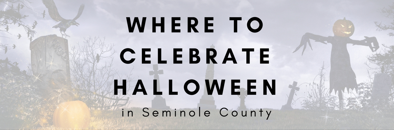 Where to Celebrate Halloween in Seminole County