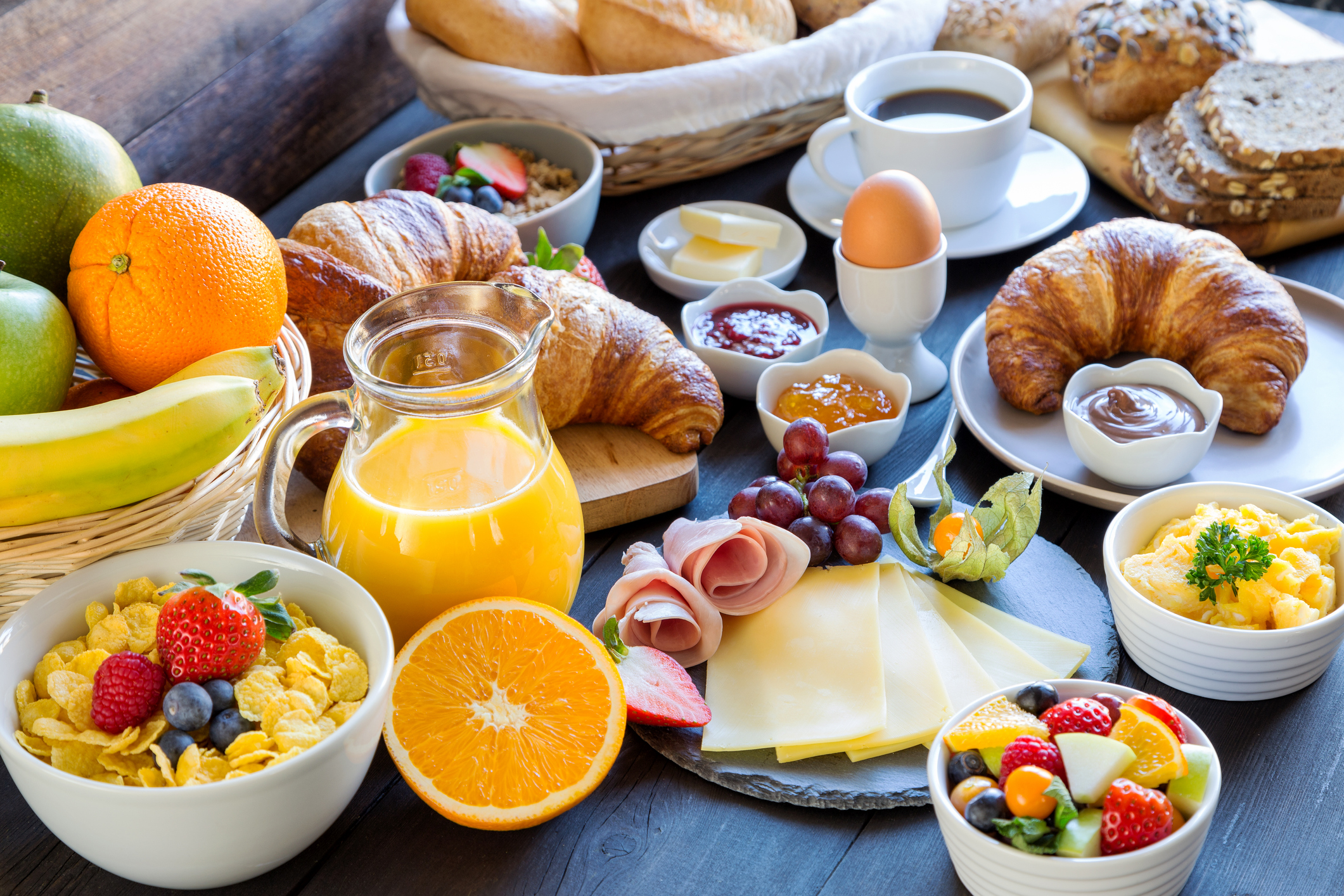 3 Basic Brunch Party Ideas